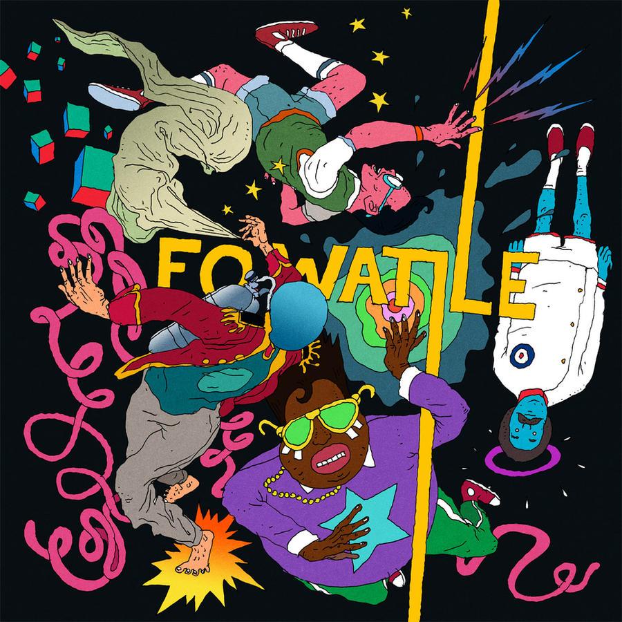 hip hop connection 2 by Bonom