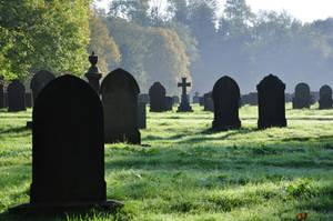 Tonge Cemetery 14 by vanner