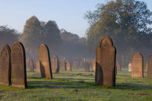 Tonge Cemetery 29 by vanner