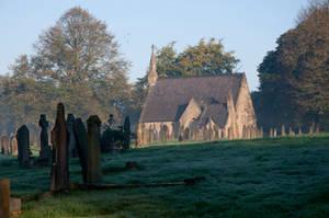 Tonge Cemetery 30 by vanner