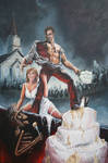 Army of Darkness Wedding