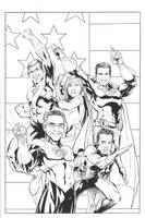 Pension Defense League inks by J-WRIG