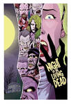 Color Night of the Living Dead poster