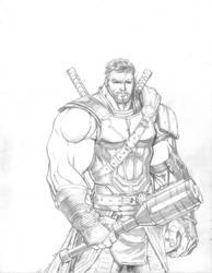 Thor Ragnarok by J-WRIG
