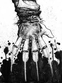 Freddy's Glove