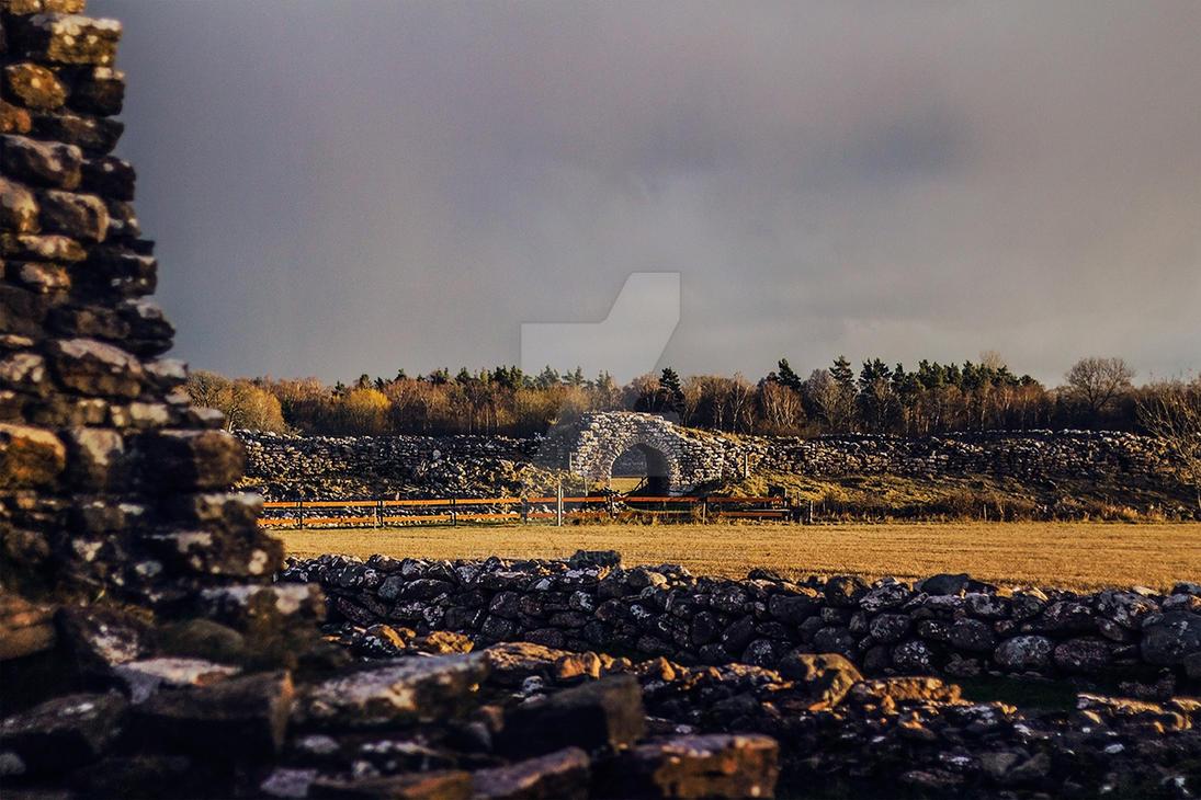 Ruins IIII by iCECREAMTRUCKFUCK