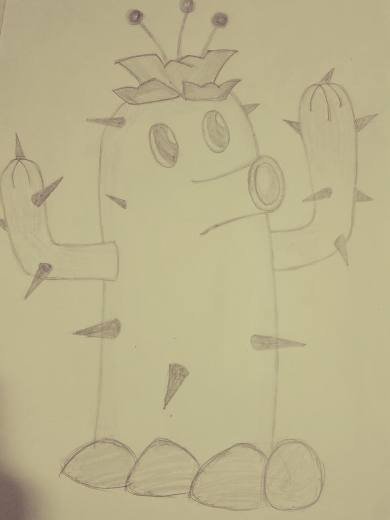 Cactus by jimmytran