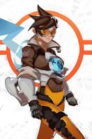 Overwatch Tracer by SplashBrush