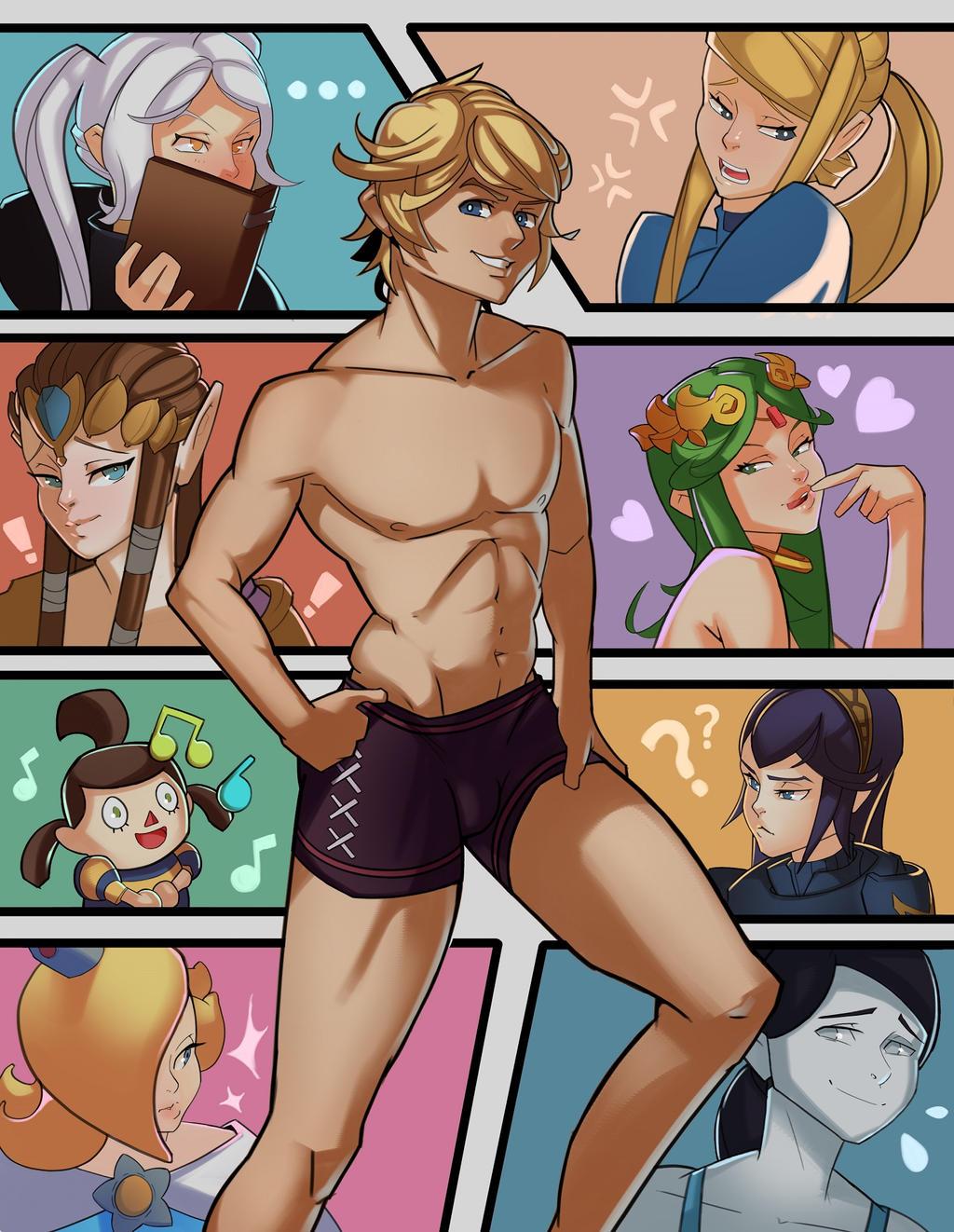 Lesbian Sim Date 107