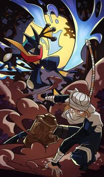 Ninja Battle