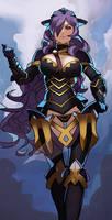 Fire Emblem Fates, Camilla