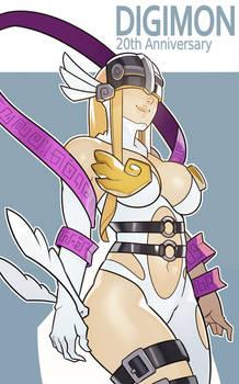 Digimon, Angewomon