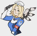 Overwatch, Mercy