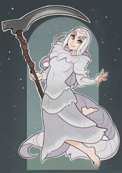 Dark Souls, Priscilla by SplashBrush