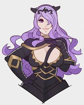 Fire Emblem, Camilla