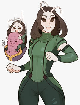 The Avengers, Mantis