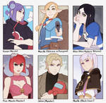 Six characters