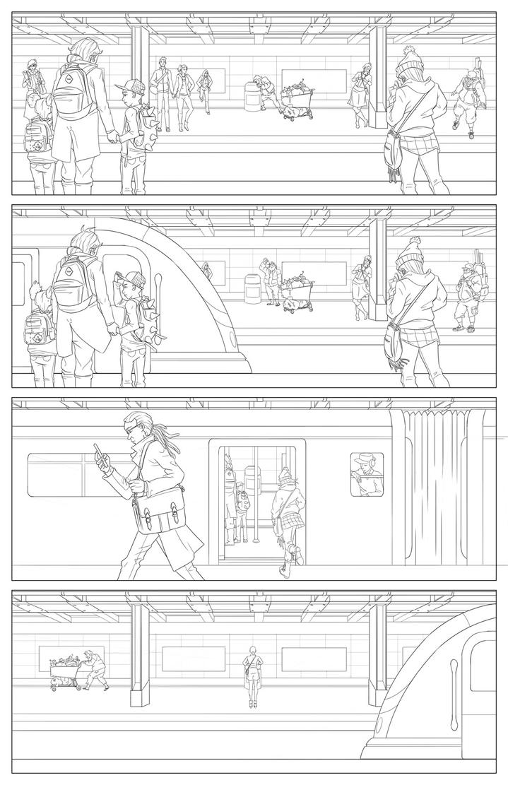 Ruin WIP (page 1) by ChrisAOrtiz