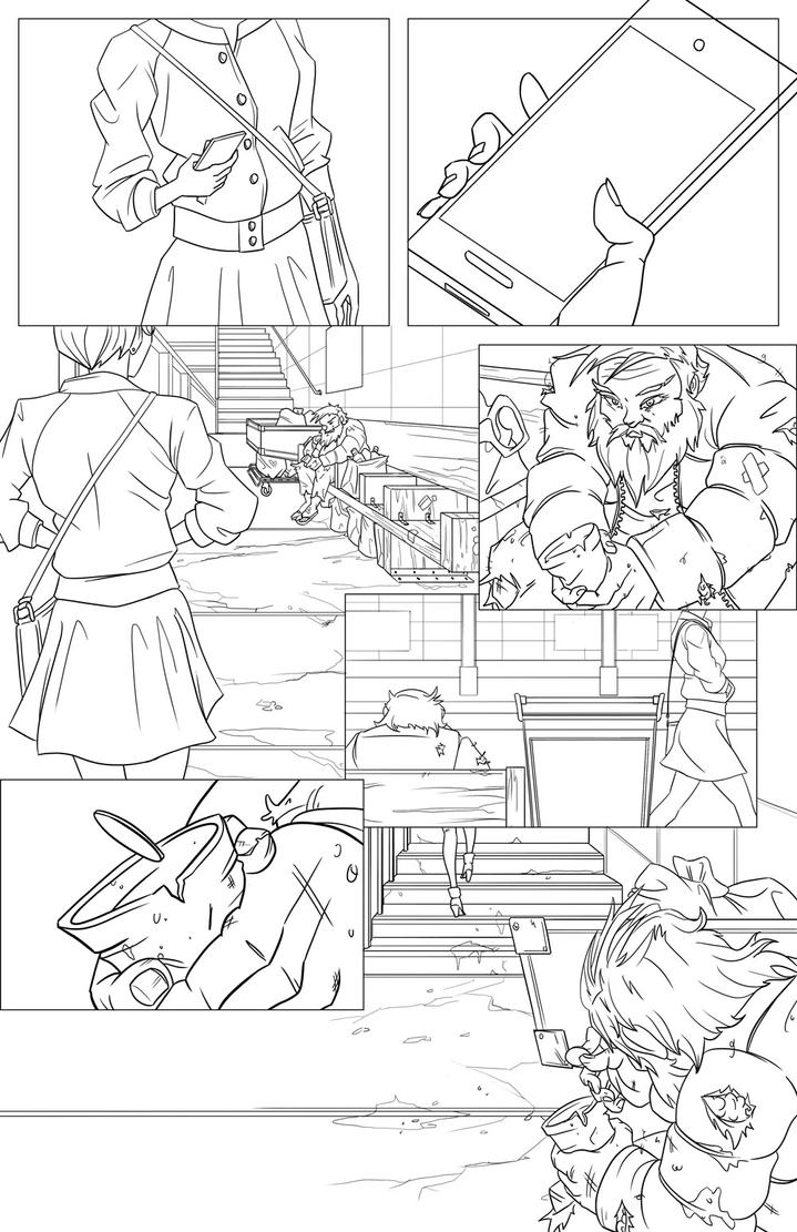 Ruin WIP (page 2) by ChrisAOrtiz