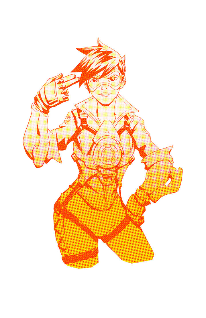 Tracer by ChrisAOrtiz