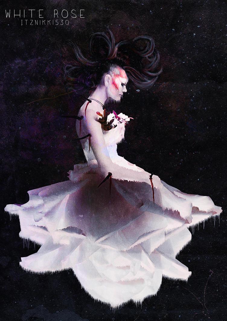 White Rose by itznikki530