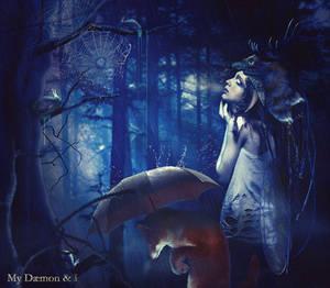 My Daemon and I by itznikki530