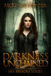 book cover for Darkness Unchained