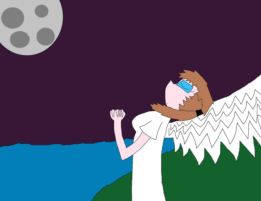 The Angel of Hope by battlestoriesfan