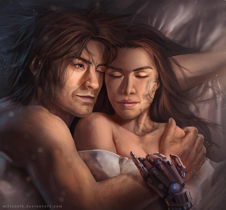 Commission: Jonah and Sierra by MilicaClk
