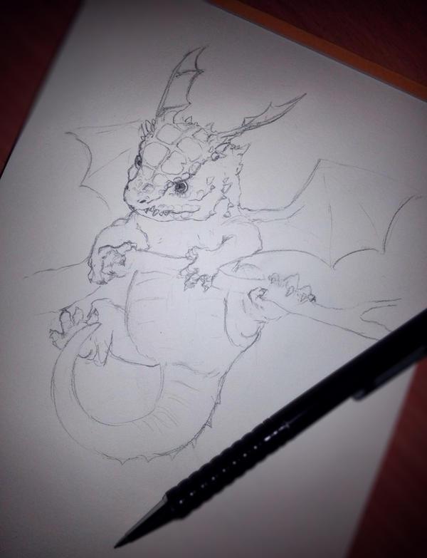 sketch by MilicaClk