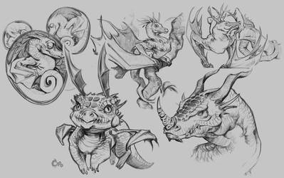 Smaugust by MilicaClk