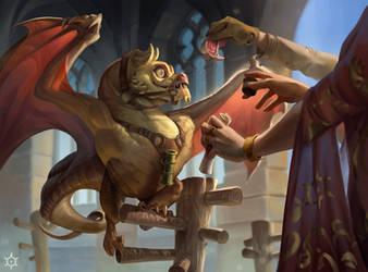 Jester Drake by MilicaClk