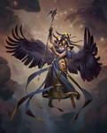 War Dragons: Antiope des Cieux