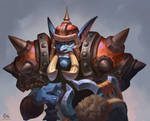 WoW: Troll by MILICRAFT