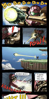 Super Smash Bros comic retry