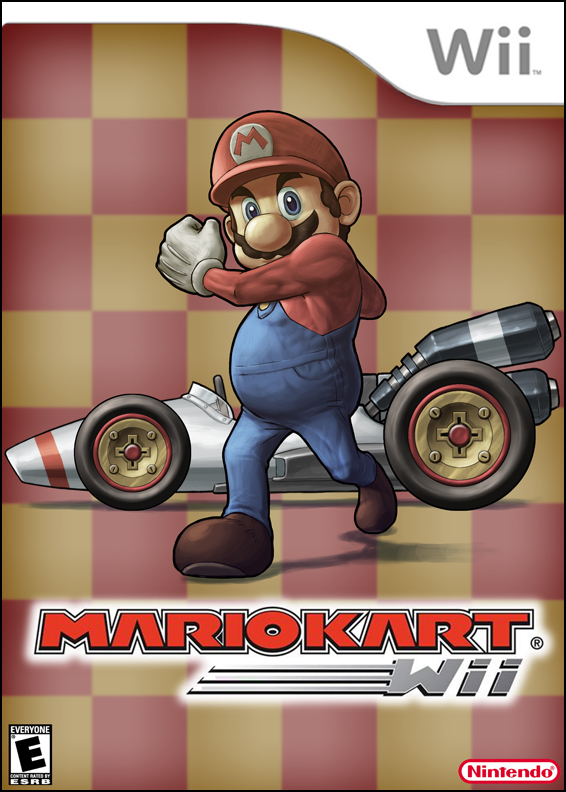 Mario Kart Fanart by torokun