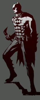 Bat Guy by torokun
