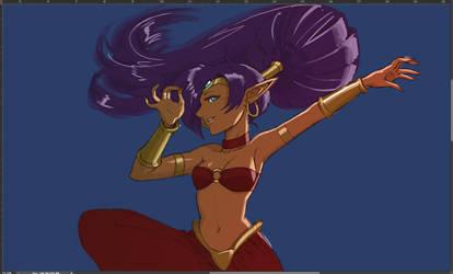Shantae Fanart