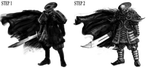 Black Knight Design Study