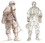 Concept Art for CoD2 01 by torokun