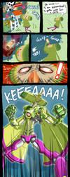 Mutajuice fan comic by torokun