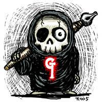 Grim the Doodler by torokun