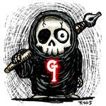 Grim the Doodler