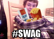 Shane's Quest for the SwagDonalds by Thefirehazard1