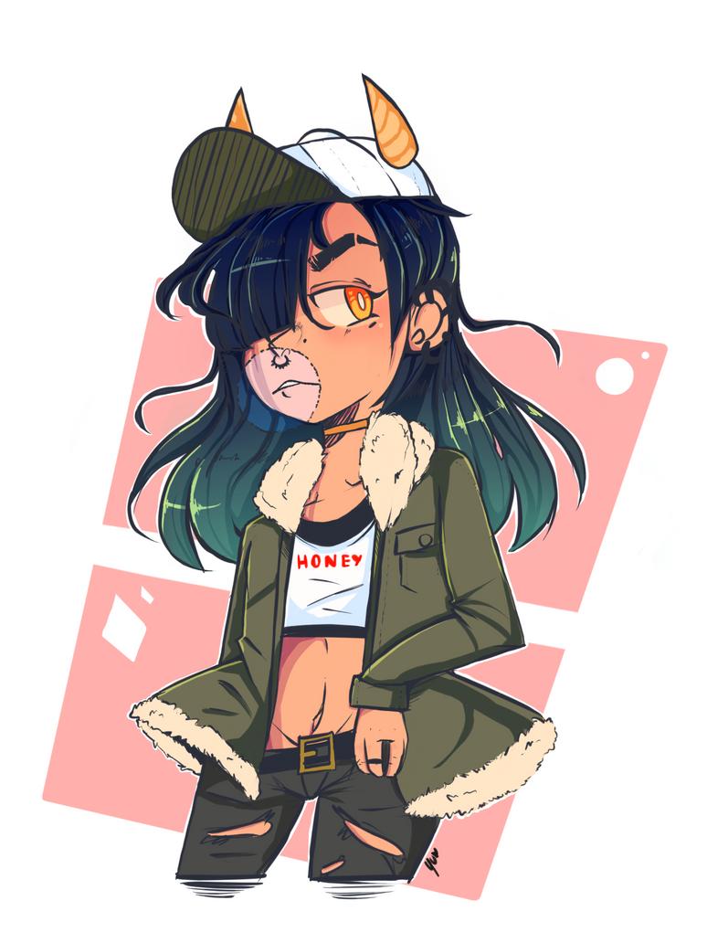 Girl 1 by kaykayamy