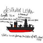 Destroyer Levra