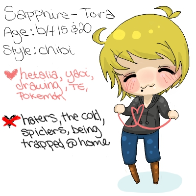 Sapphire-Tora's Profile Picture