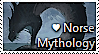 Norse Mythology Stamp by TheMoonRaven