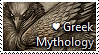 Greek Mythology Stamp by TheMoonRaven