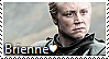 Brienne Of Tarth Stamp by TheMoonRaven